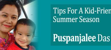 Tips for a kid friendly summer season