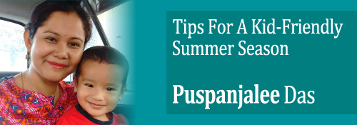 Tips for a kid friendly summer season