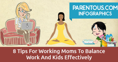 Working Moms, Balance Your Work & Kids More Effectively