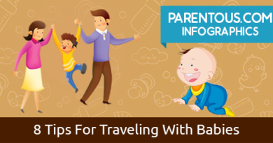 Travel Tips For Babies