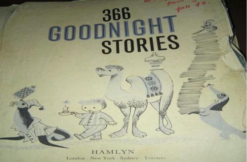 366 Good Night Stories