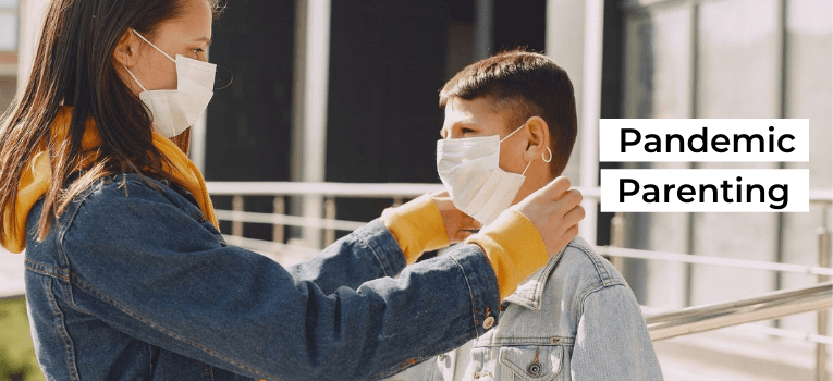 Interview With Yogita Joshi - Pandemic Parenting
