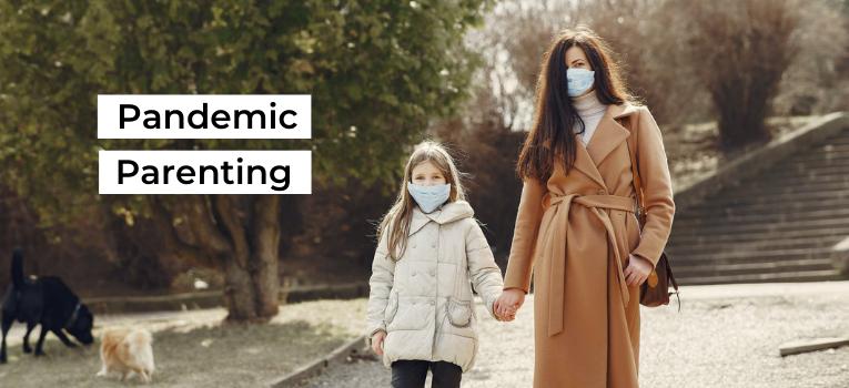 Interview With Deepa Gandhi - Pandemic Parenting