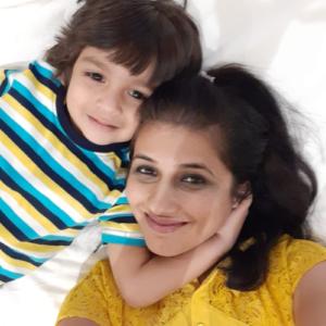 Interview With Sonam Jain - Pandemic Parenting