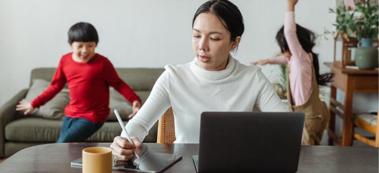 6 Time Management Tips For Stay-At-Home Moms - Hansa Kajaria